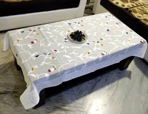 242d924c75f LooMantha Floral 4 Seater Table Cover