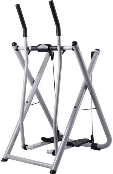 IRIS Fitness Folding Air Walk Trainer Exercise Fitness Glider Step Machine Elliptical w/ Pedometer Cross Trainer