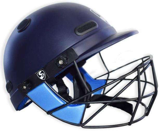 SG Aero Protection Cricket Helmet, Large Cricket Helmet