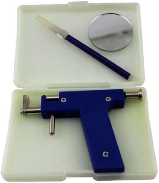 Gem Plastic Piercing Gun Permanent Tattoo Kit
