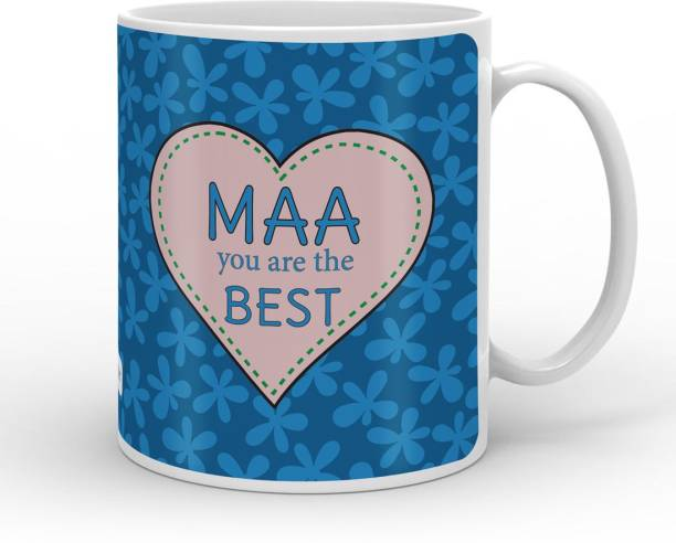 64987d178ec Indigifts Decorative Gift Items Big Heart for Best Maa Quote, Mother's Day  Special Gift for