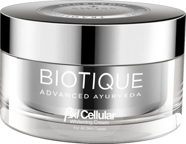BIOTIQUE Advanced Whitening Cream