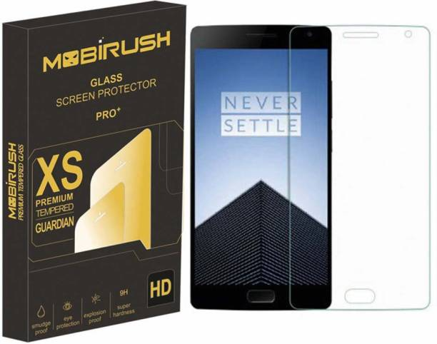 MOBIRUSH Tempered Glass Guard for OnePlus 2