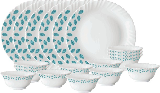 Larah by Borosil Dinner Set  sc 1 st  Flipkart & Dinner Sets - Buy Dinner Sets Online at Best Prices In India ...