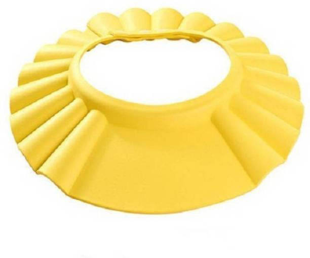 Adjustable EVA foam Baby Shower Cap Child Kids Shampoo Bath Shower Cap Hat Wash Hair Shield for Kids Head.