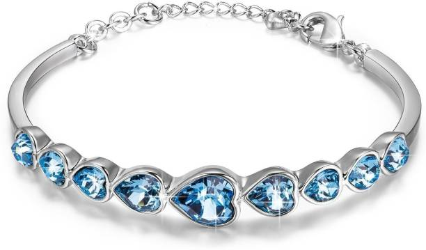 e184458132cfca Silver Bracelets For Women - Buy Silver Bracelets For Women online ...