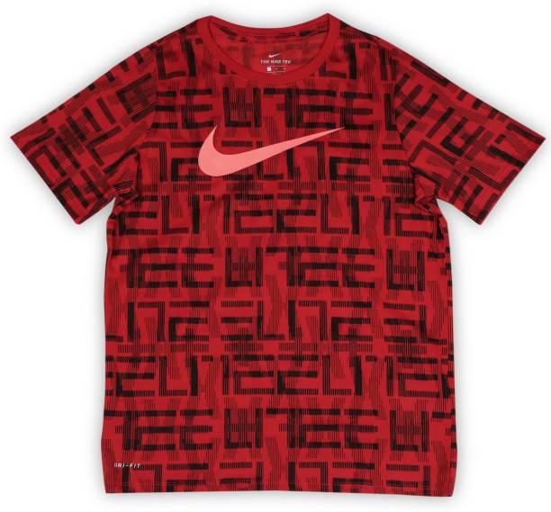 b49274b2292 Nike Boys Wear - Buy Nike Boys Wear Online at Best Prices In India ...