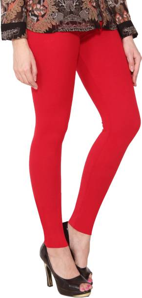 1b645f63f3156b Red Leggings - Buy Red Leggings Online at Best Prices In India ...
