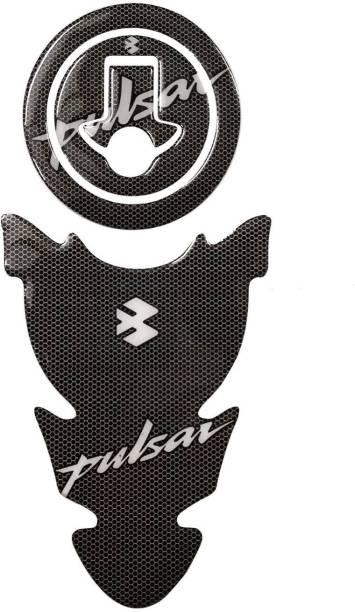 Top&Town Pulsar 150_carbon Bike Tank Pad