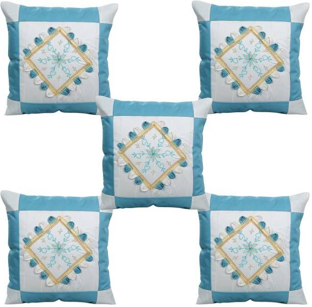 ZAin Embroidered Cushions Cover