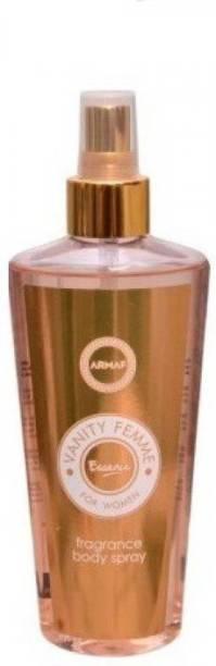 ARMAF VANITY FEMME ESSENCE MIST FOR WOMEN -250ML Body Mist  -  For Women