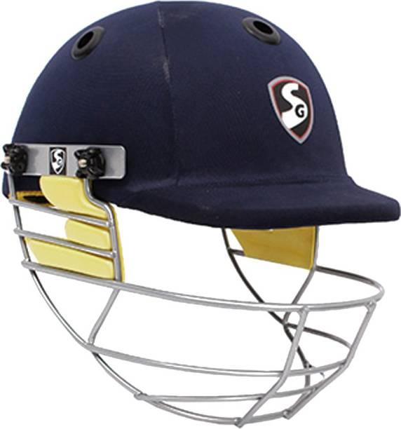 SG Blaze Tech Cricket Helmet, Medium Cricket Helmet