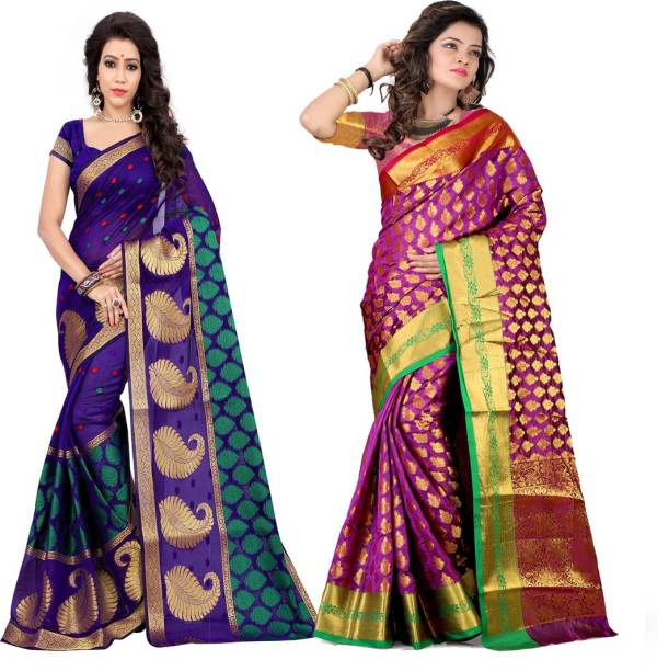 cbd3615350 Jay Fashion Sarees - Buy Jay Fashion Sarees Online at Best Prices In ...