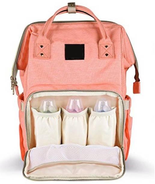 af1f33c47a PackNBuy Stylish Premium Multi Purpose Diaper Bag Latest Backpack   Handbag  Diaper Bag