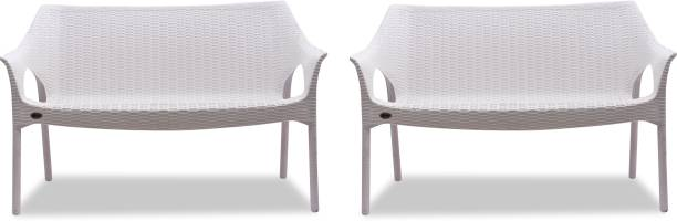 Supreme Cambridge Love 2 Seater Sofa Plastic Outdoor Chair