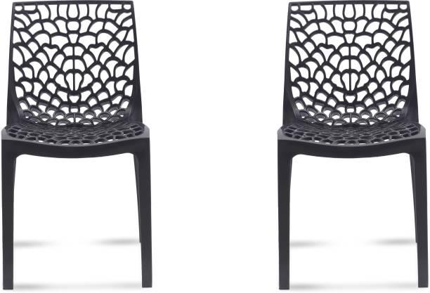 Supreme Web Plastic Cafeteria Chair