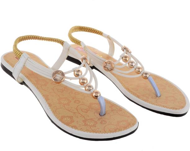 cb3fc6eea015 White Sandals - Buy Womens White Sandals online at Best Prices in ...