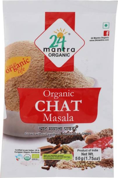 24 mantra ORGANIC Chat Masala