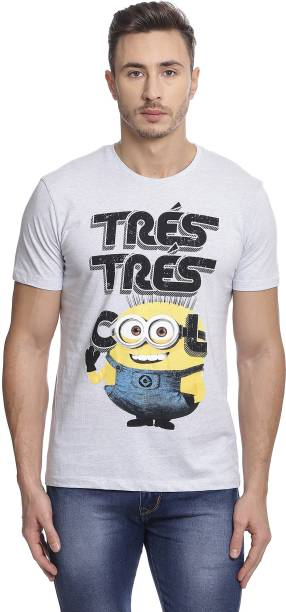 05048660 Minions Tshirts - Buy Minions Tshirts Online at Best Prices In India ...