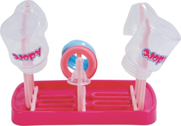 Adore Baby Bottle Drying Rack PP (Polypropylene) Bottle Rack