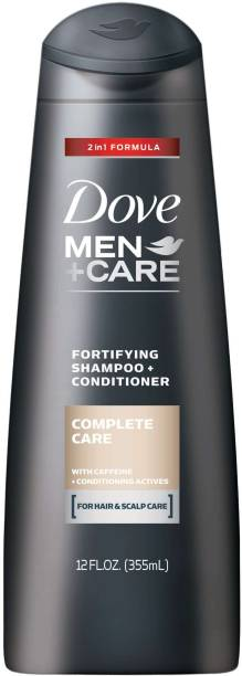 DOVE Men+ Care Complete Care 2in1 Shampoo (Made in USA)