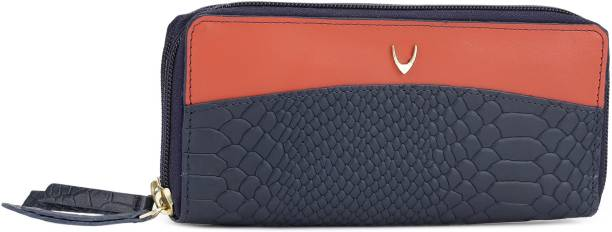 Newest First. Hidesign Women Casual Blue Genuine Leather Wallet