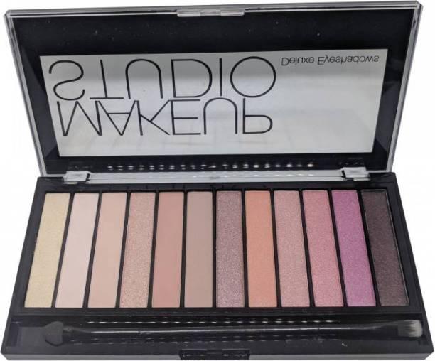 Sivanna Makeup Studio Deluxe Eyeshadows 20.4g -(1) 20.4 g
