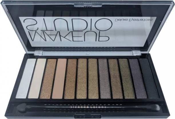 Sivanna Makeup Studio Deluxe Eyeshadows 20.4g-(05) 20.4 g