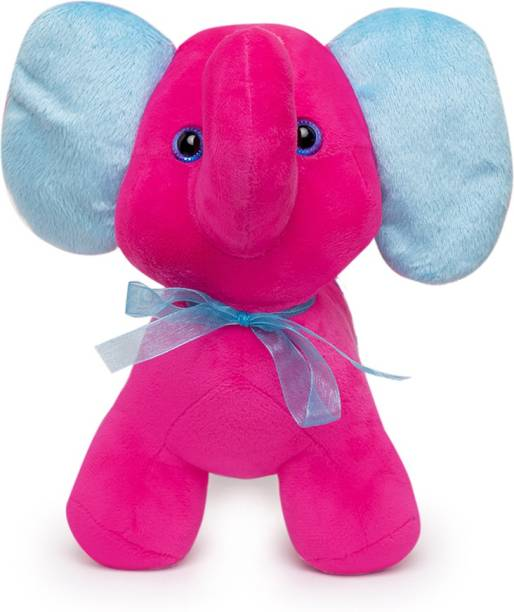Miss & Chief Elephant Plush  - 20 cm