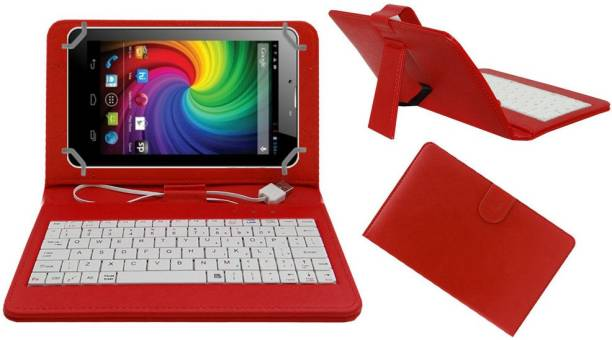 ACM Keyboard Case for Micromax Funbook Duo P310