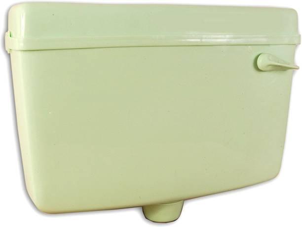 AAI Pvc Classic Flusing cistern , Flush Tank - (GREEN) Side Handle Flush Tank