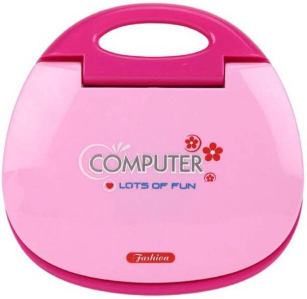 PRRO Educational Learning Kids Laptop With LED Display & Music WWR - 20