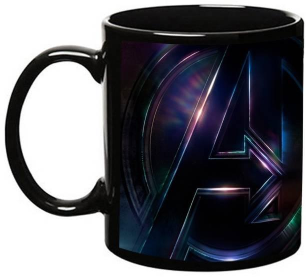 MUGKIN S06 Avengers: Infinity War (Marvel Superheros) Ceramic Coffee Mug