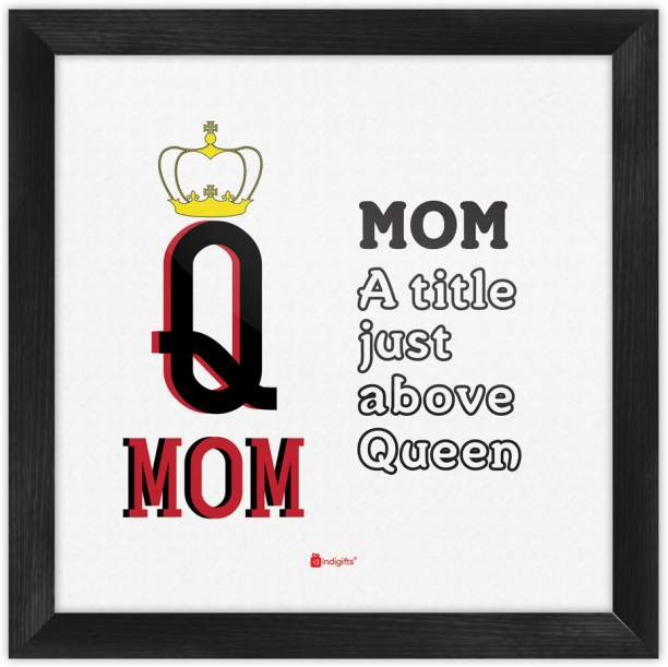 Posters For Walls With Frame Happy Birthday Gifts Mom Mothers Day