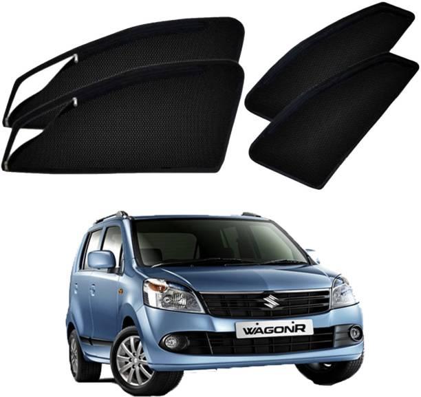 UK Blue Side Window Sun Shade For Maruti Suzuki WagonR