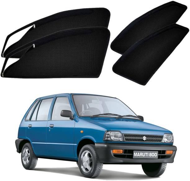 UK Blue Side Window Sun Shade For Maruti Suzuki 800