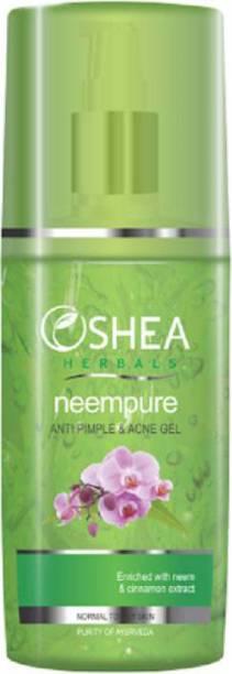 Oshea Herbals NEEMPURE ANTI PIMPLE & ACNE GEL Face Wash