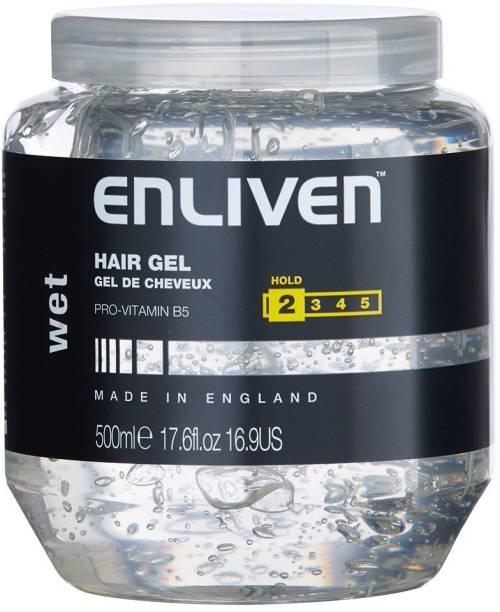 Enliven Hair Gel Wet Hair Gel