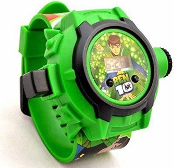 RoC ben 10 projector watch