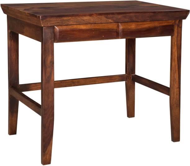 Saffron Art and Craft Sheesham Wood Solid Wood Study Table