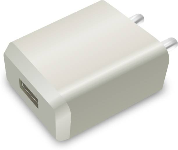 Portronics POR-898 Portable USB Adapter 2.0A Super Quick Charger 2 A Mobile Charger