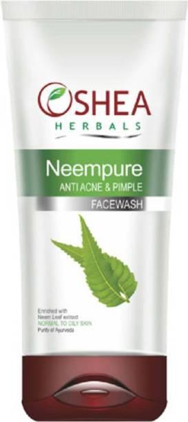Oshea Herbals NEEMPURE ANTI ACNE & PIMPLE FACE WASH Face Wash