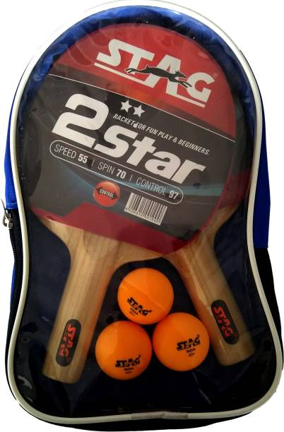 STAG 2 Star ANYWHERE Table Tennis playset Table Tennis Kit