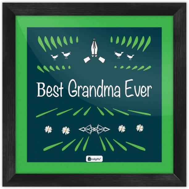 Grandparents Anniversary Gift Grandmother Birthday For Grandmom Grandma Wall Decoration