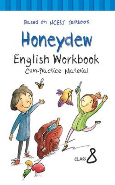 Together With NCERT Honeydew English Workbook cum Practice Material for Class 8