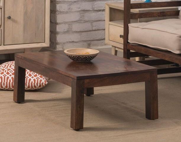 The Jaipur Living Arabia Mango Solid Wood Coffee Table