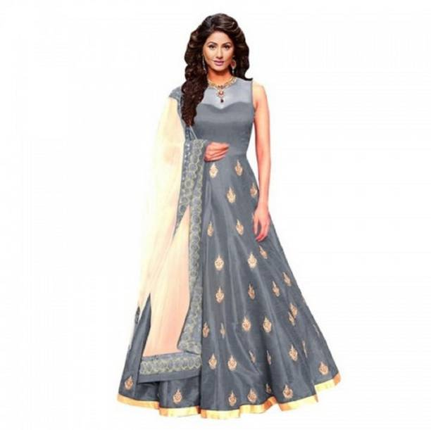 Grey Gowns - Buy Grey Gowns Online at Best Prices In India ...