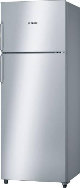 BOSCH 347 L Frost Free Double Door 3 Star Refrigerator