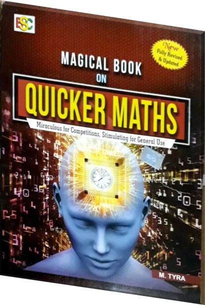 Magical Book On Quicker Maths (english) 4th Edition
