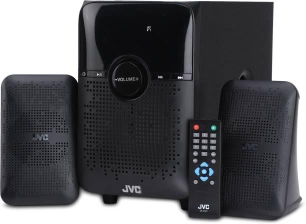 JVC XS-XN21 28 W Bluetooth Home Theatre